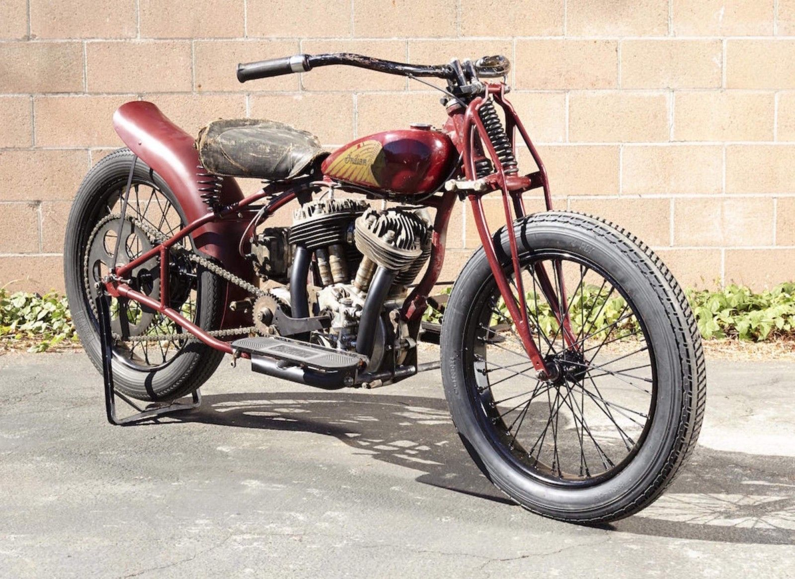 1939 Indian Scout Factory Hill Climber Indian Scout Vintage Indian Motorcycles Cool Bikes