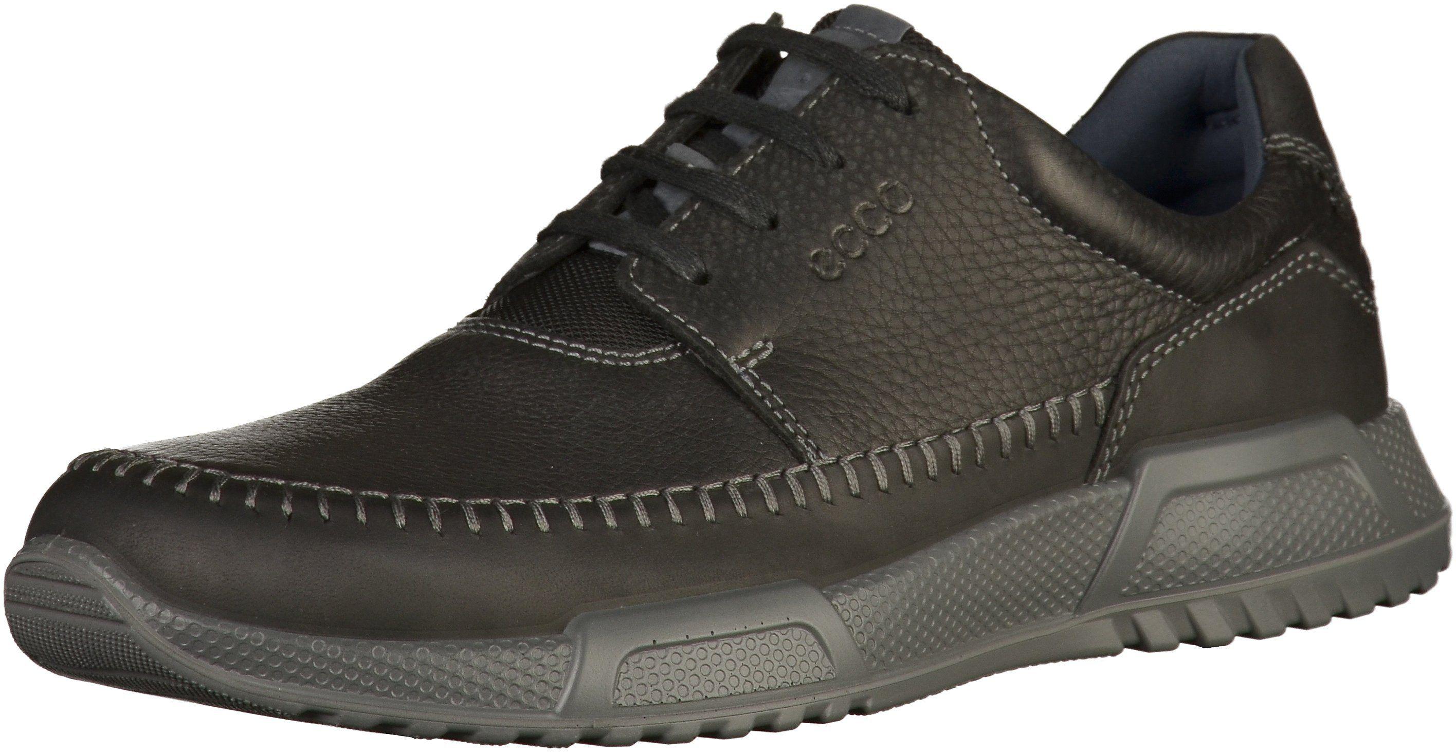 ECCO #Schuhe #Herren #Ecco #Leder #Schnürschuh #schwarz