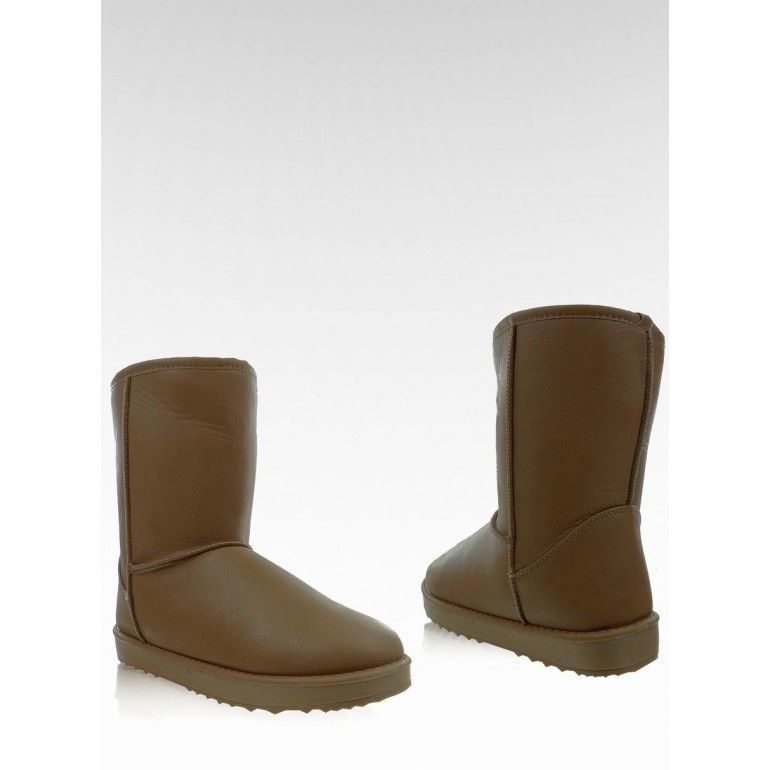 Botki Emusy A12 1 Khaki Tanie Buty Sklep Immoda Boots Ugg Boots Uggs