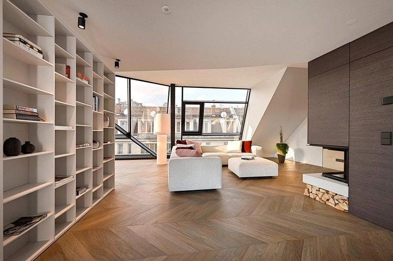 Awesome Vienna Apartments   G43 Project By FADD Architects