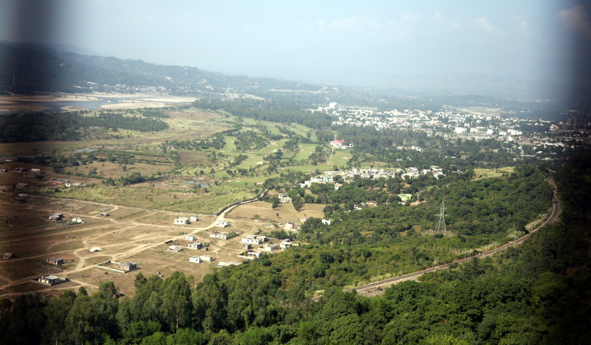 Picture Of The Day Jammu Tawi View With Images Natural