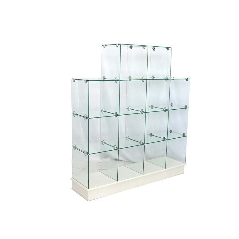Attractive Custom Glass Display Units With Attractive Price Hurry