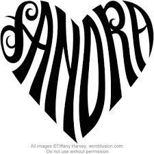 Preview of 'In Love' for name: Sandra