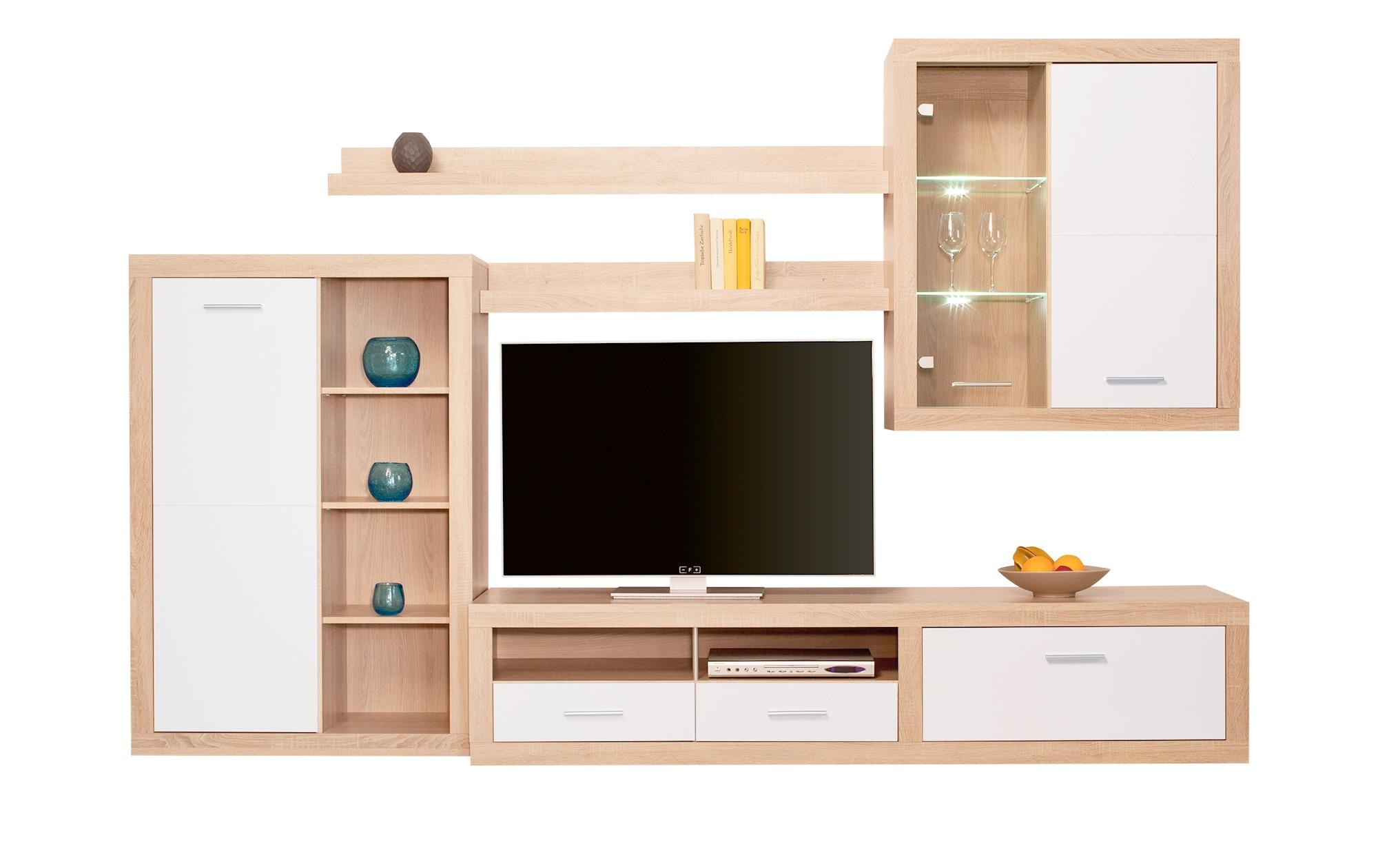 Moderne Wohnwand Cuevo In 2020 Wohnwand Wohnen Haus