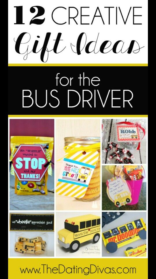 Bus Driver List School Teacher Gifts Male Teacher Gifts Creative Teachers Gifts