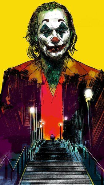 Joker 2019 Poster Joaquin Phoenix 8k Hd Mobile Smartphone And Pc Desktop Laptop Wallpaper 7680x4320 3840x2160 Joker Wallpapers Joker Images Joker Poster