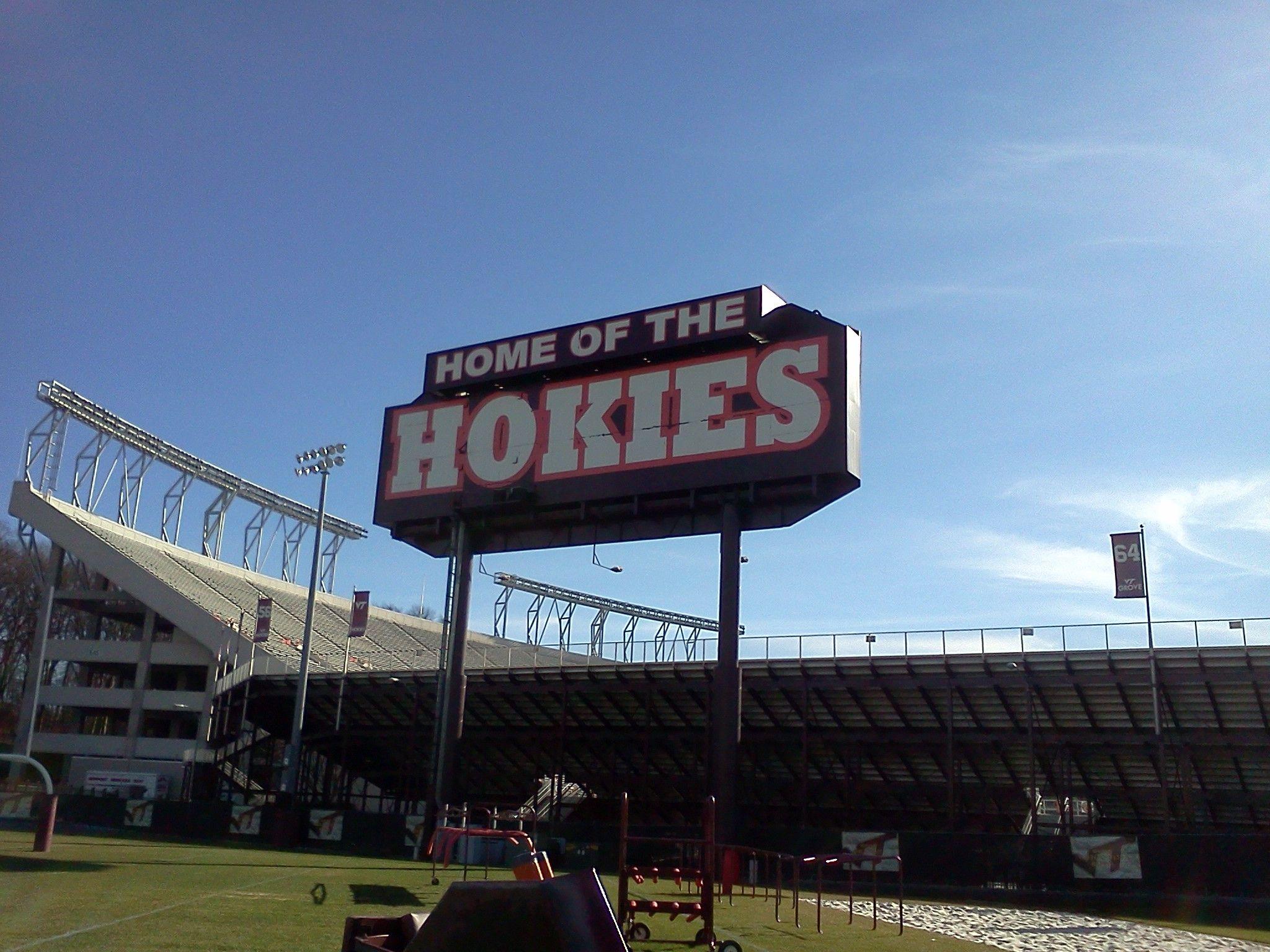 """HOKIES"" Hokies, Virginia tech hokies, Virginia tech"