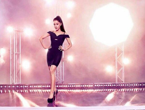 Ari S New Photoshoot For Her Lipsy Collection Ariana Grande