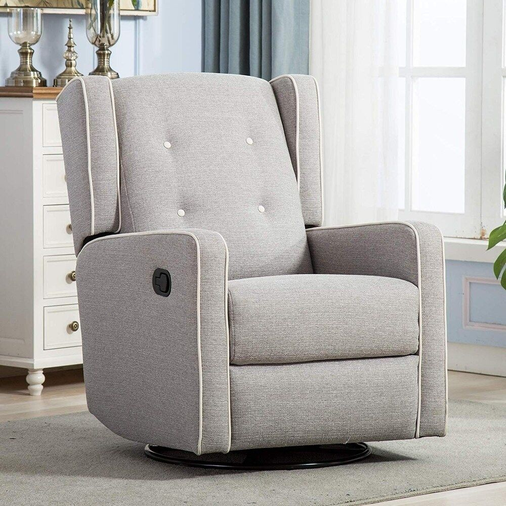 Swivel Rocker Recliner Chair Manual Reclining Chair
