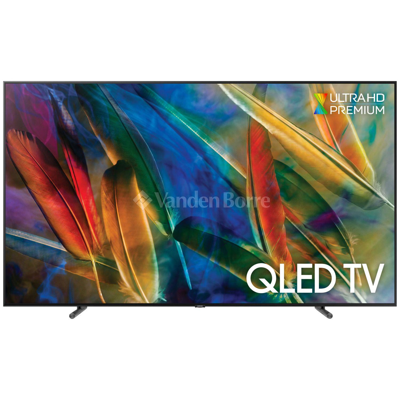 Samsung Qled Qe65q9f Samsung Televiseur Tv Samsung