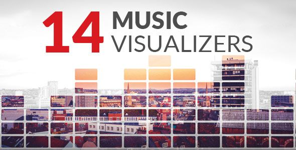 14 Music Visualizers by Red_Box Enjoy creating your own music video
