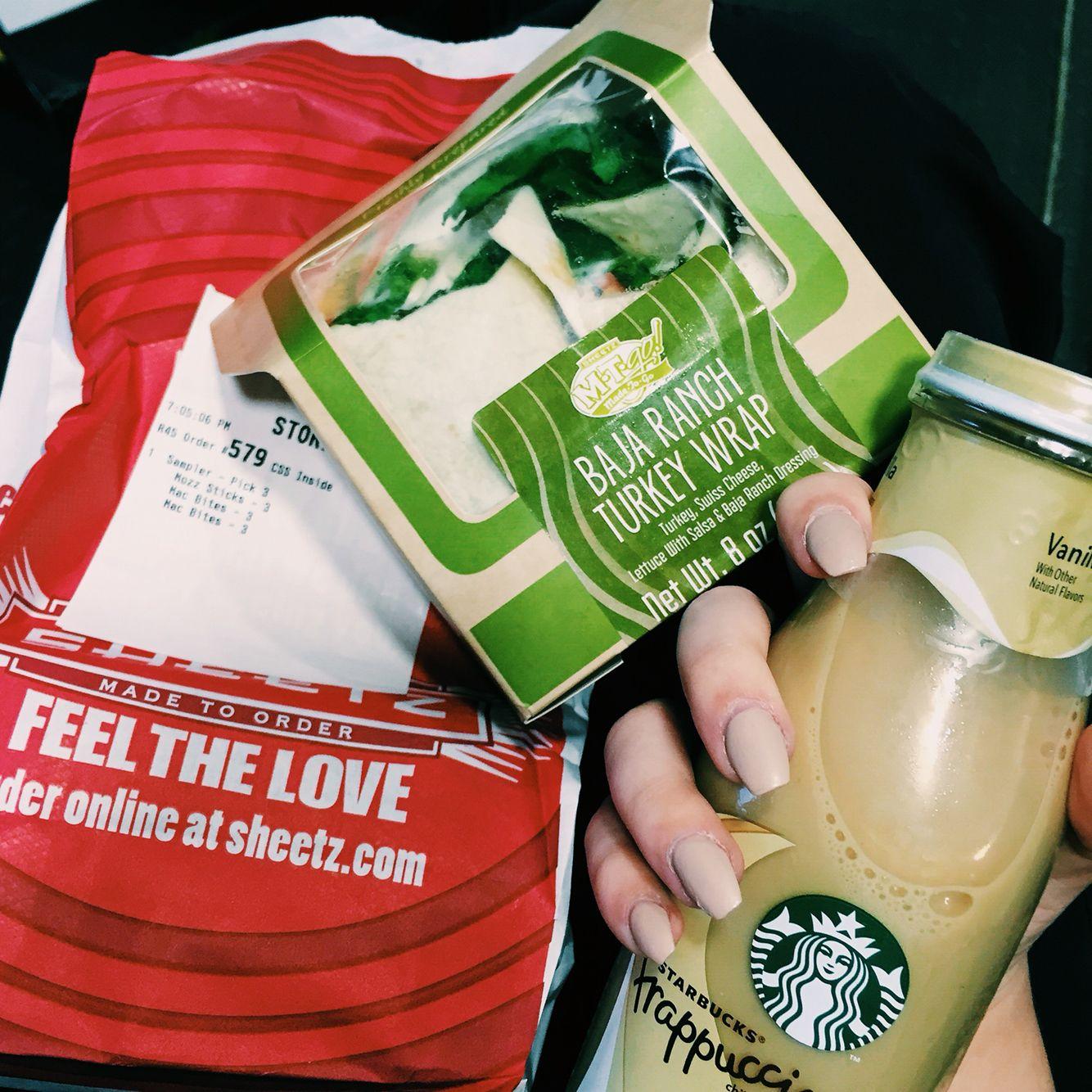 happily // Starbucks iced coffee bottle, Coffee bottle