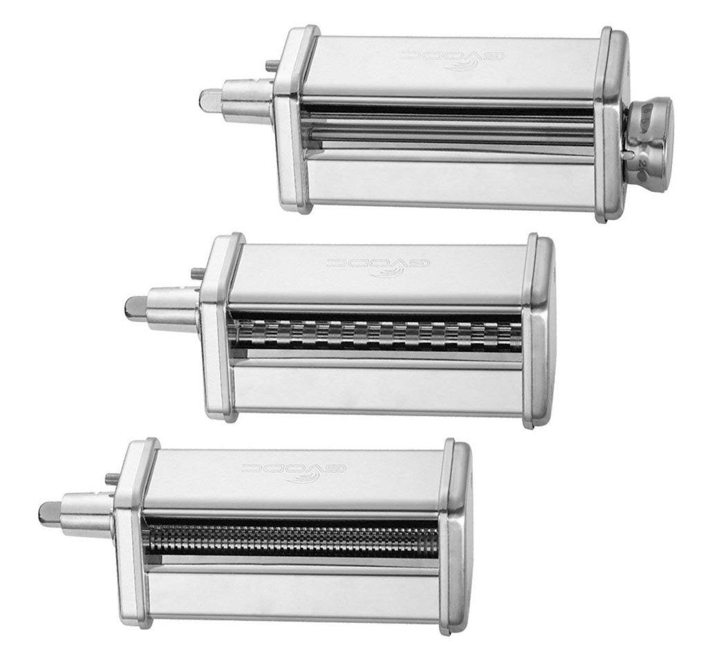 kitchenaid 3 piece pasta roller attachment myer