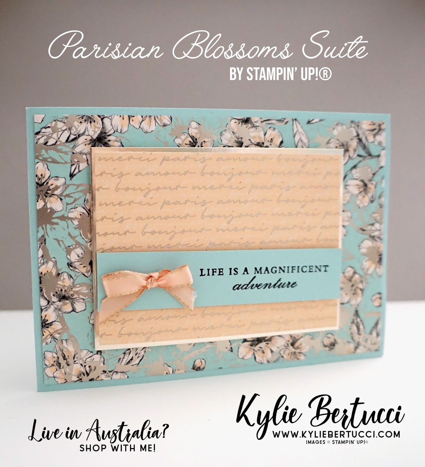 Card Template Tutorial Ideas Kylie Bertucci Stampin Up Australia Stampinup Cardmaking Handmadecard Rubberstamps St Cards Card Templates Simple Cards