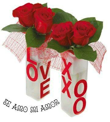 Te amo mi tesoro  -- I love you my sweetie  -- Ich liebe dich mein Schatz