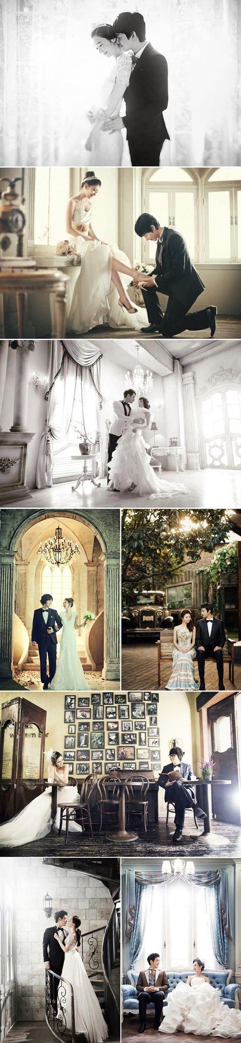 Korean Wedding Photography Wedding Ideas Pinterest Korean
