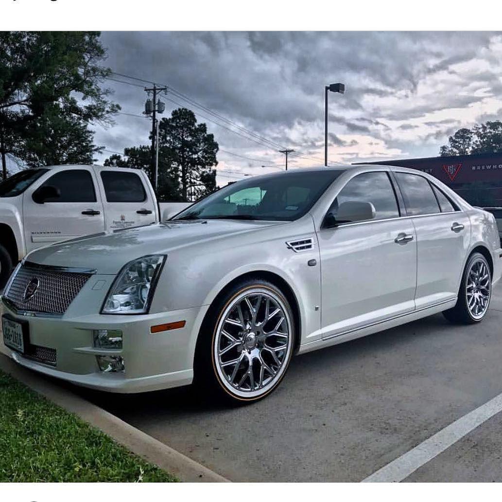 Cadillac Cts, Cadillac Cts