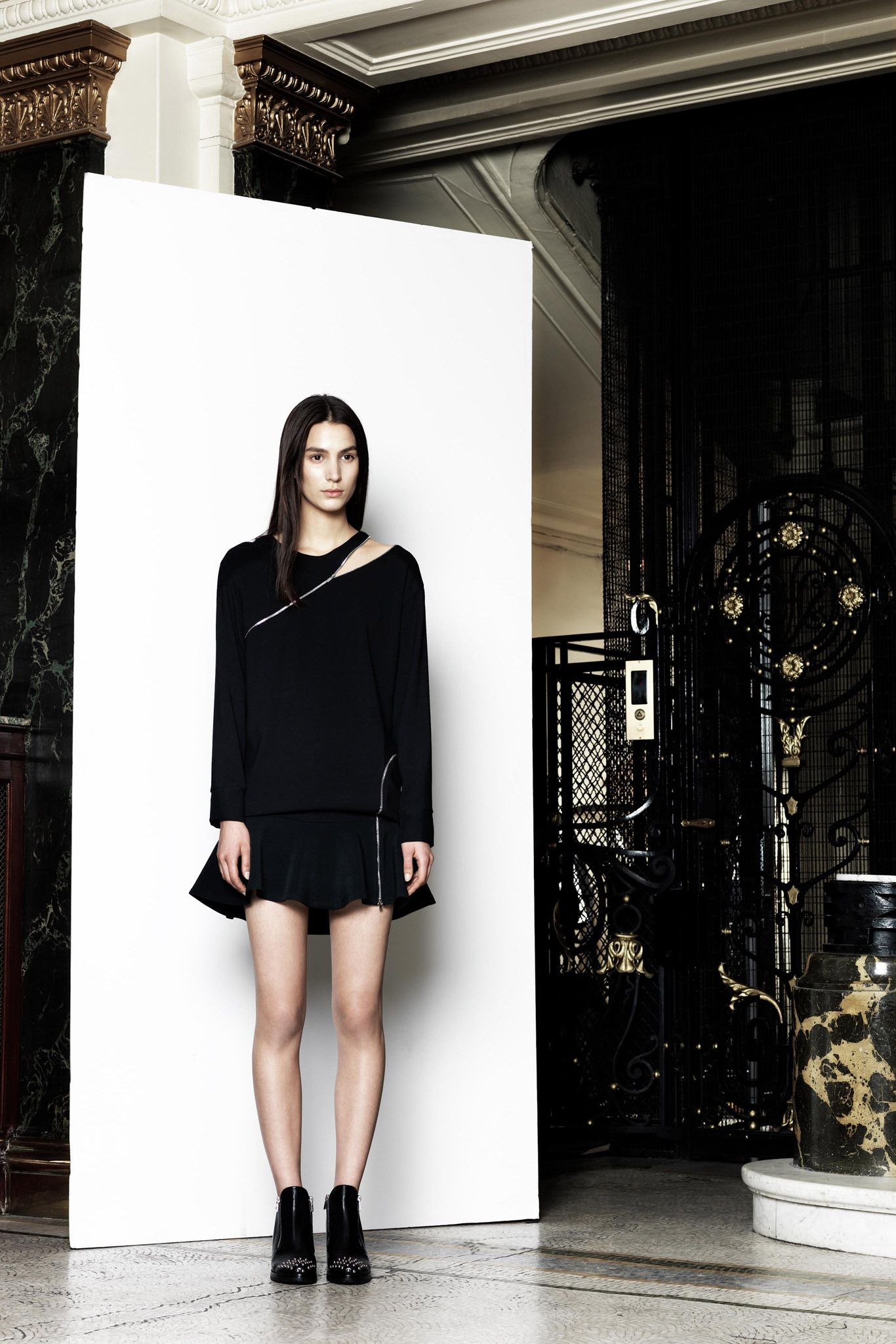 Jay Ahr Pre-Fall 2014 - Collection - Gallery - Style.com