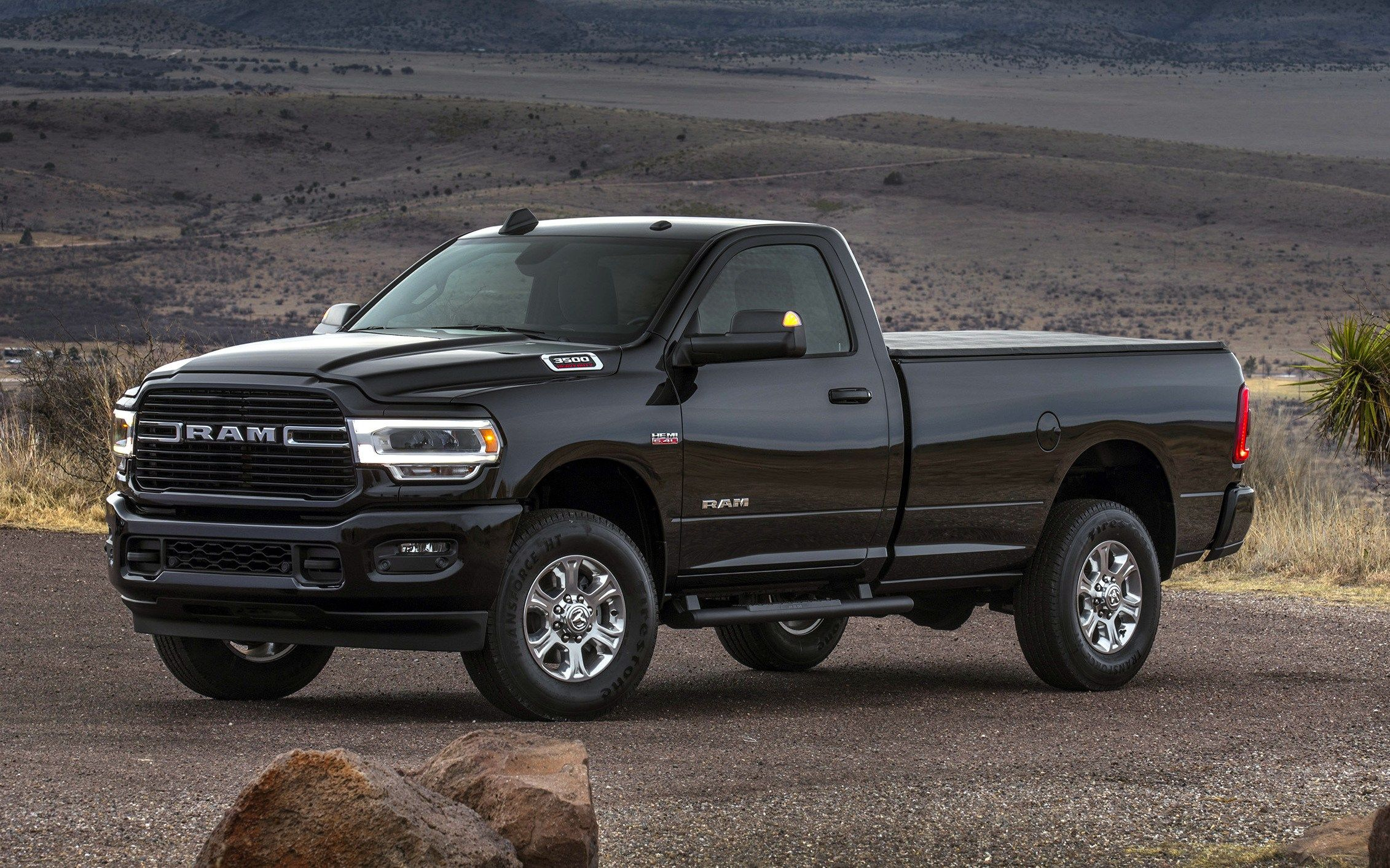 Introducing The New 2019 Ram 2500 3500 Heavy Duty With Images