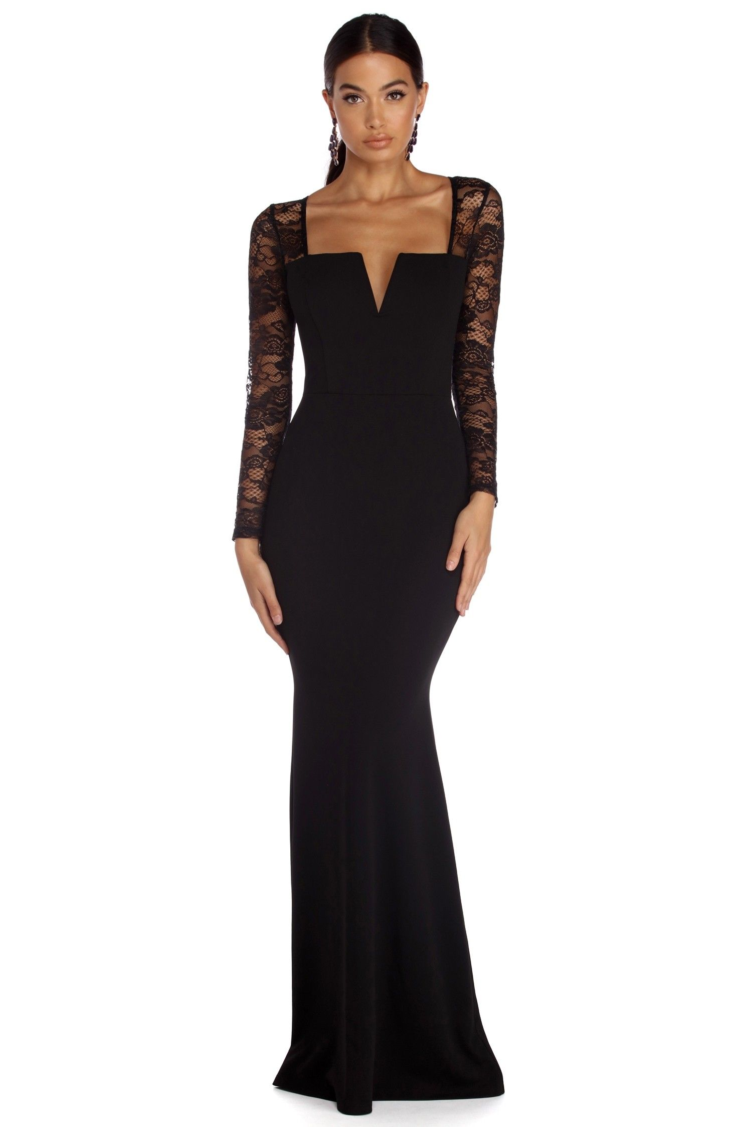 16008eafd5 Evening Dresses Lace Back - Data Dynamic AG