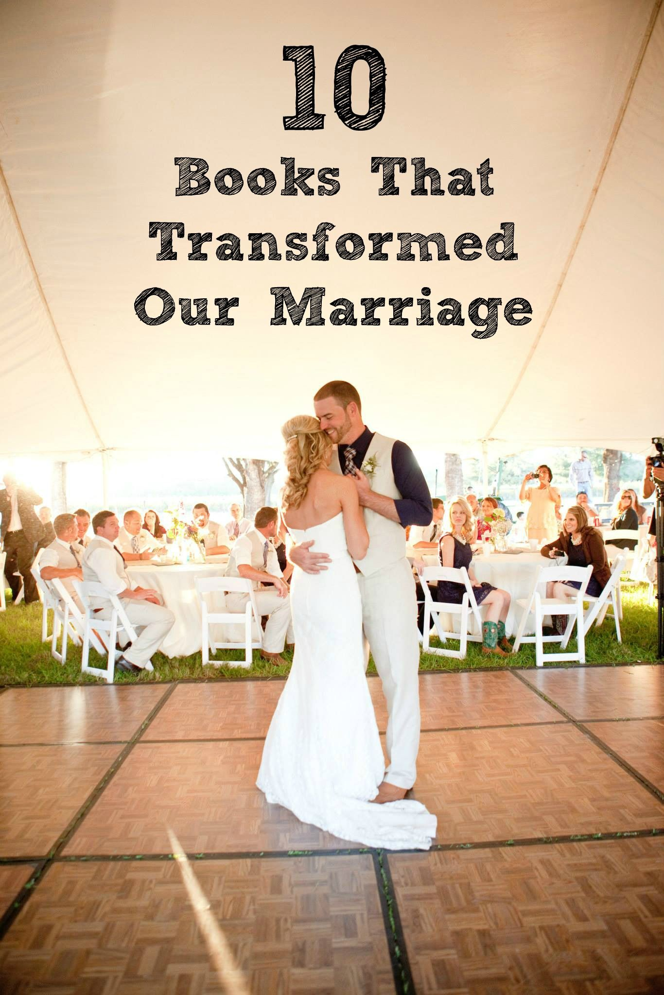 10 Marriage Books That Transformed Our Marriage