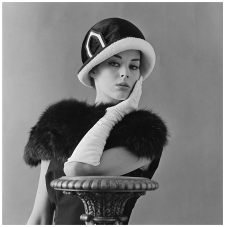 Design of couture Govers Kamphuis 1961. Photo Hans Dukkers