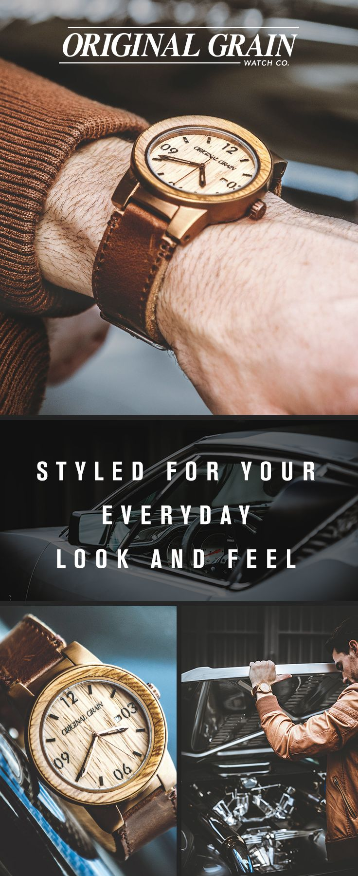 perfect on are with style stainless originalgrain best the men our combination whiskey high originality made l steel barrels quality pinterest and s images of mens watches
