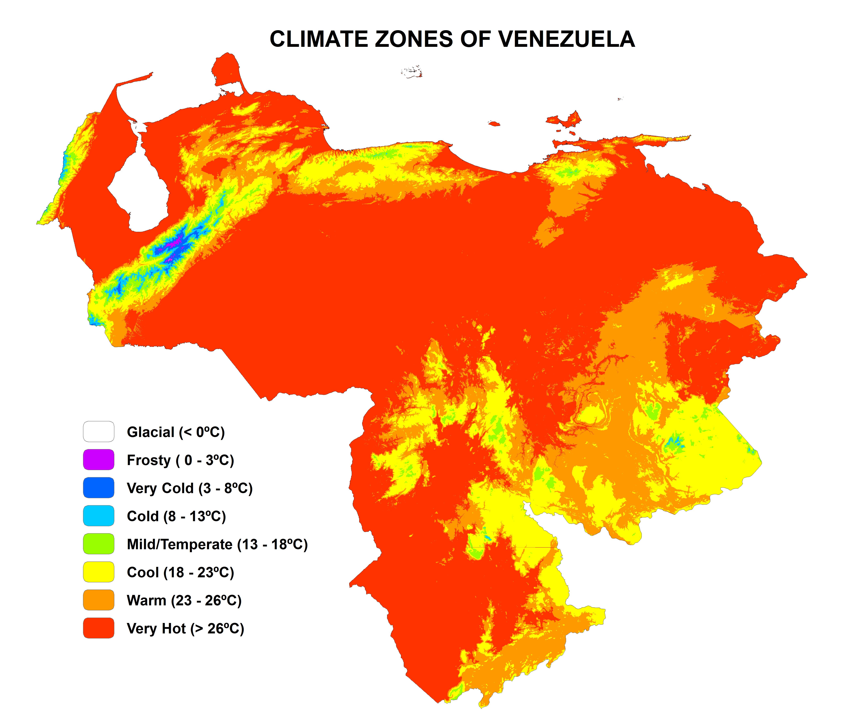 Venezuela Drought Mismanagement And Political Instability Venezuela Climate Zones Drought