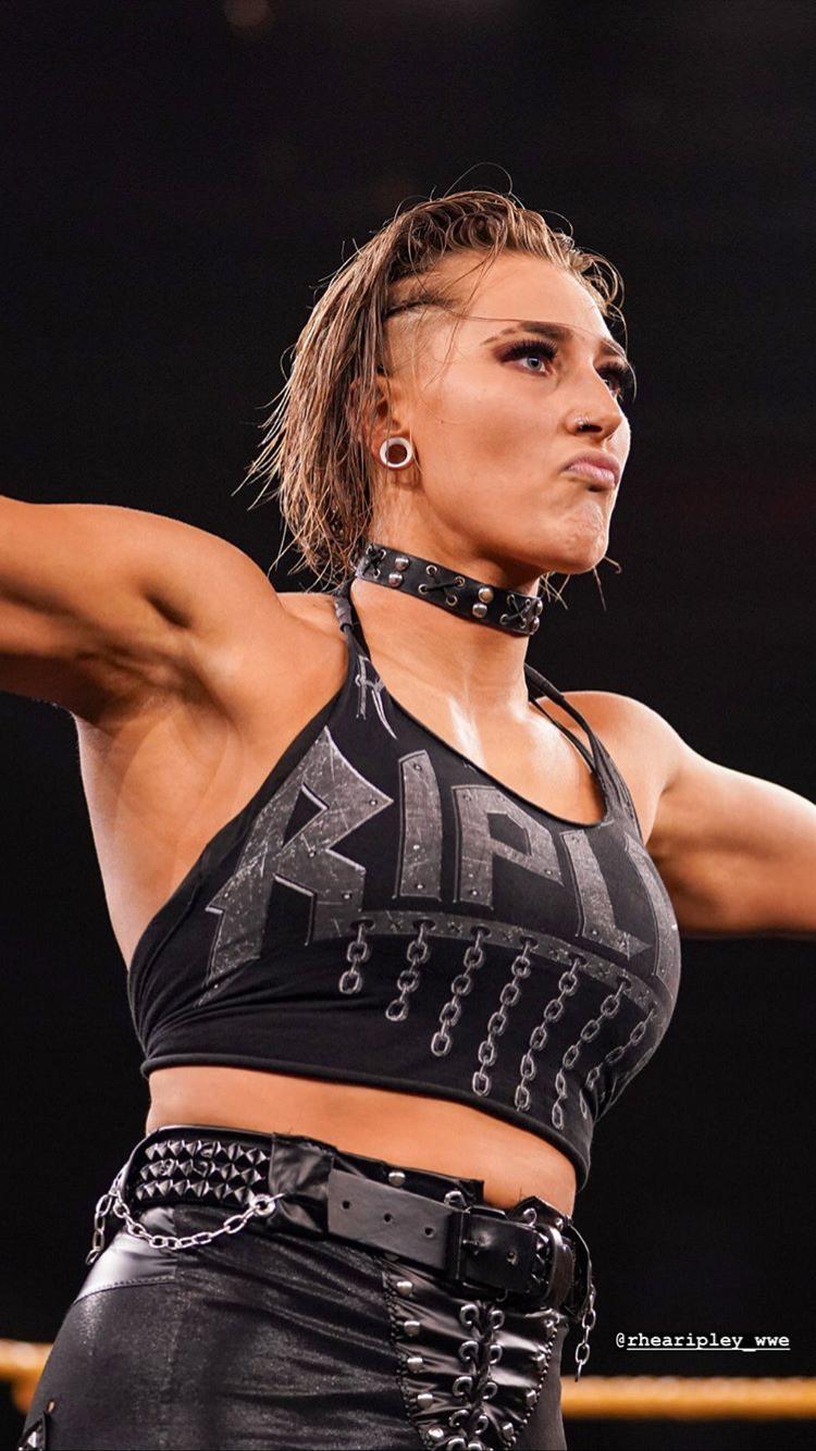 Rhea Ripley Wwe Female Wrestlers Female Wrestlers Womens