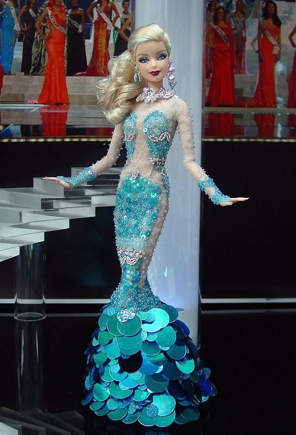 miss universe barbie dolls | Ninimomo update: Miss Malaysia, Miss Macedonia, Miss Sanibel Island