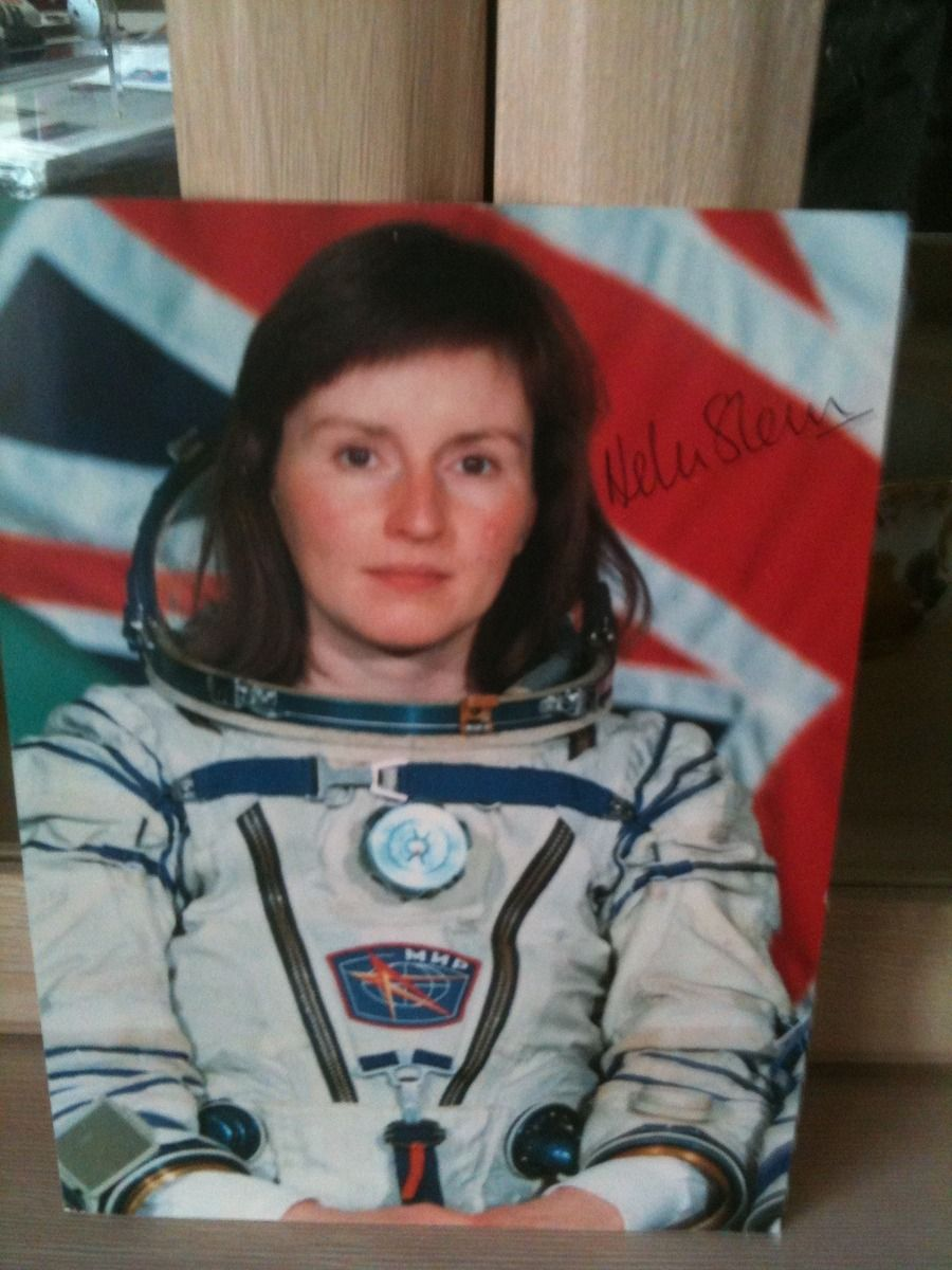 first british woman astronaut in space - photo #7