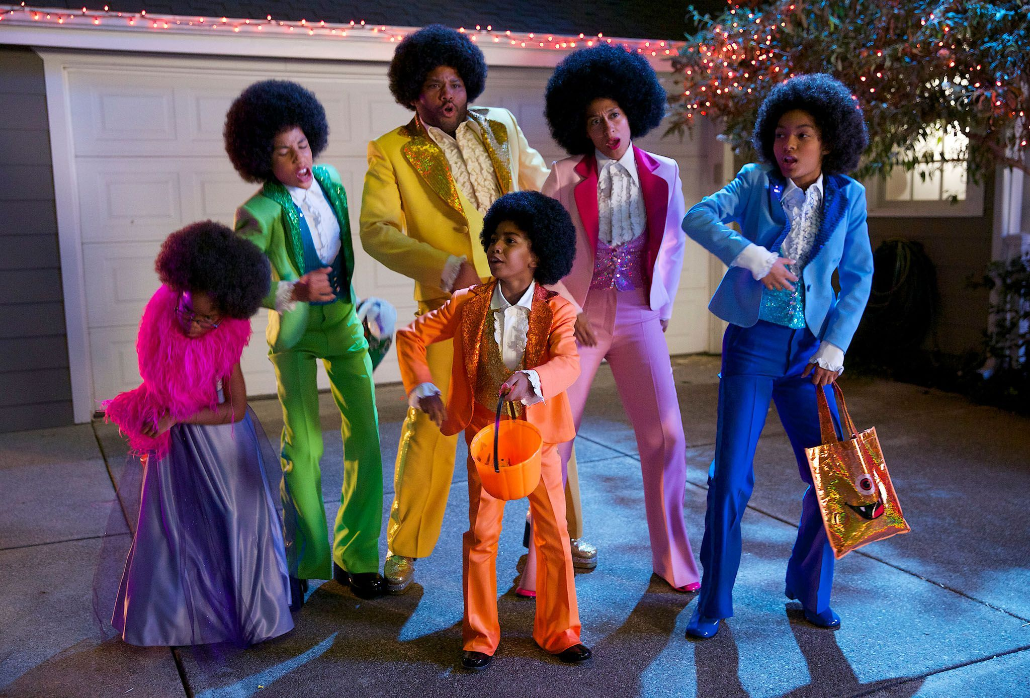 the jackson 5 group halloween costume inspiration plus little sister janet jackson