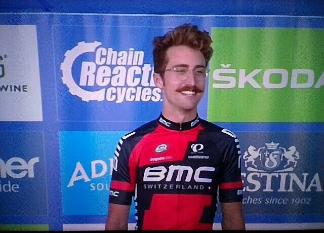 Taylor Phinney BMC such a delight and a very popular rider...