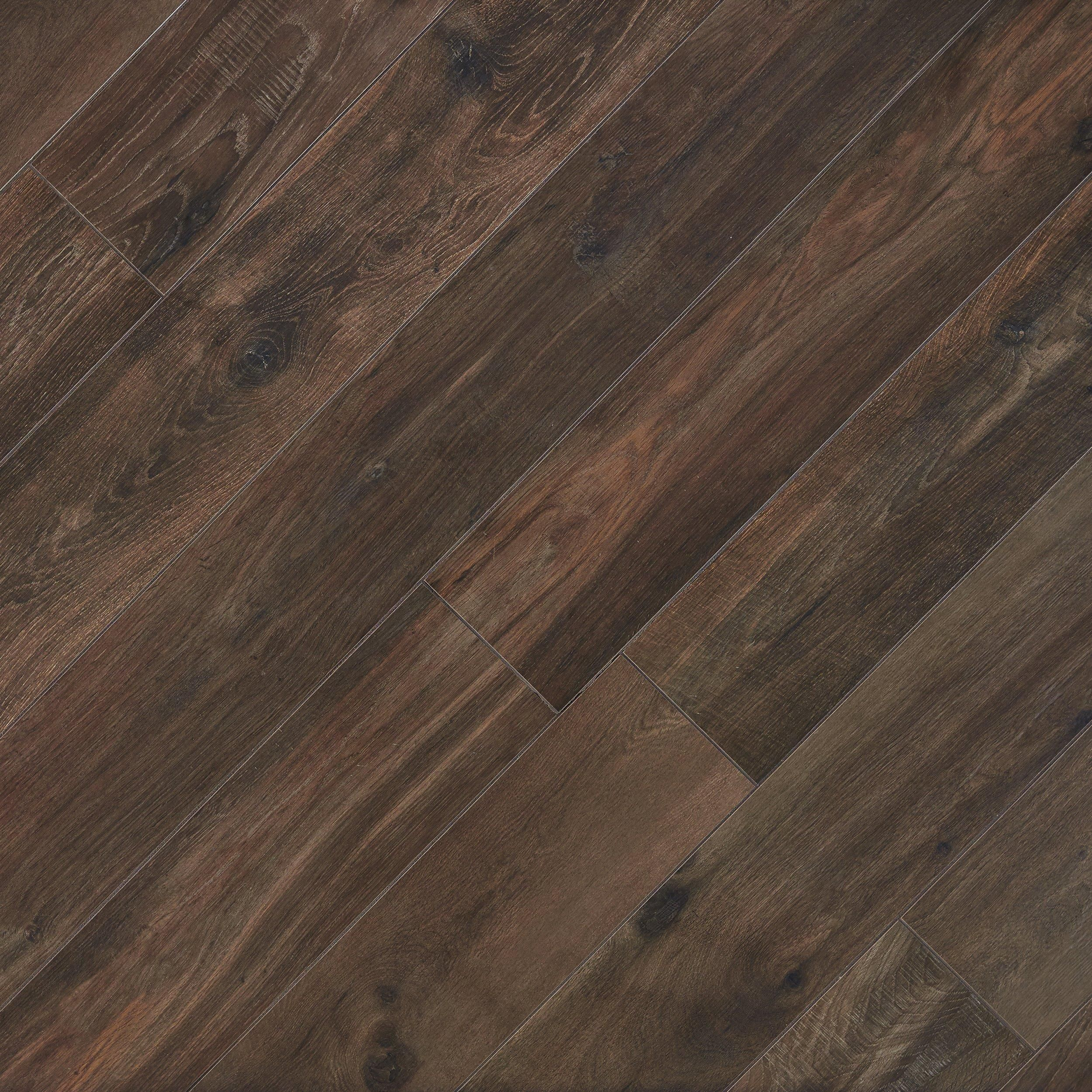 Legend Brown Wood Plank Porcelain Tile Wood Look Tile Flooring