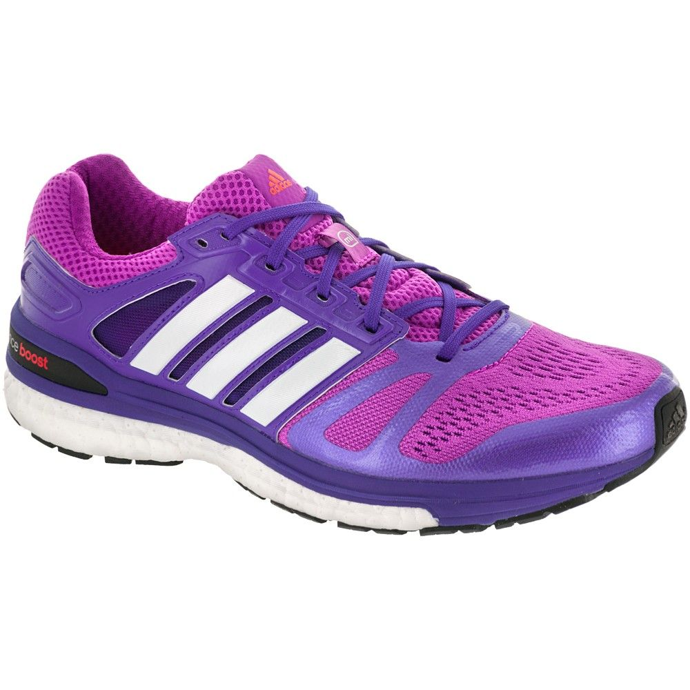 adidas supernova sequenza 7 promuovere donne flash / bianco / notte rosa