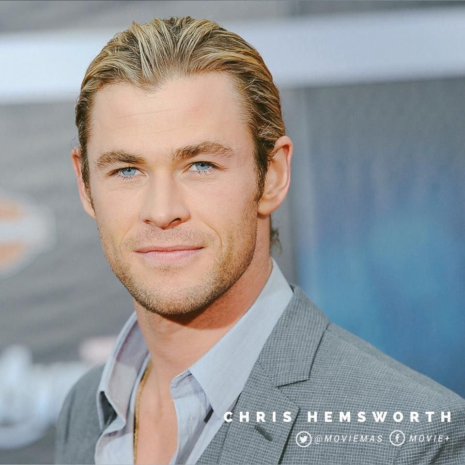 Chris Hemsworth #Thor #Movies #Cine #Magazine