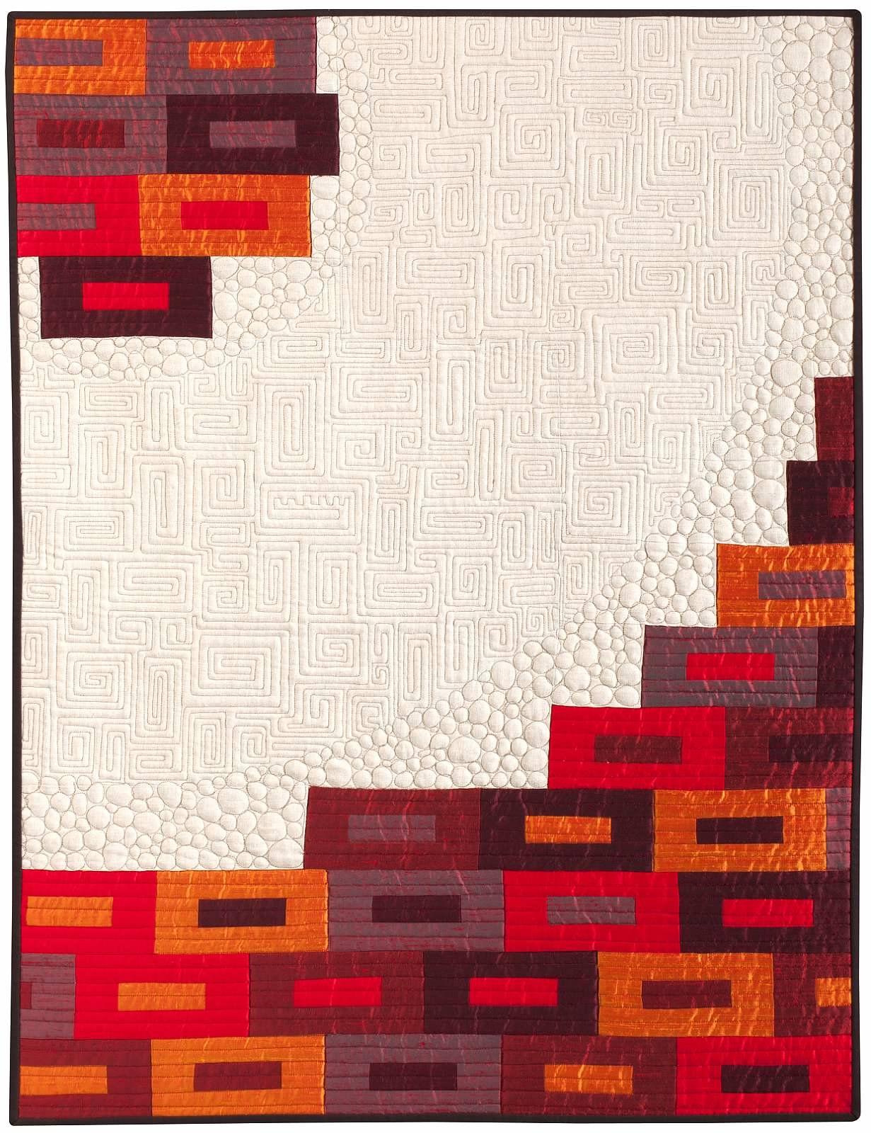 Neg Form october quilts Pinterest Quilts Quilting designs