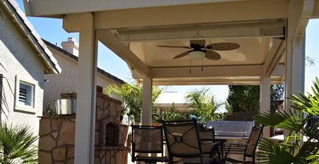 Solid roof patio cover - Solid Roof Patio Cover Patio Covers Pinterest Awning Patio