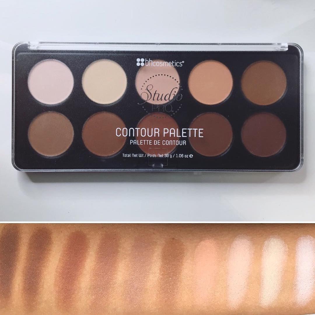 Studio Pro Contour Palette by BH Cosmetics #15