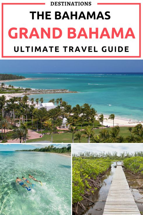 Discover Grand Bahama Island And All The Best Things To Do In Freeport Visit