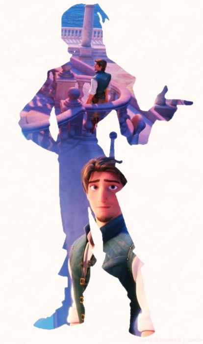 Flynn Rider from Tangled! My favorite male character! <3