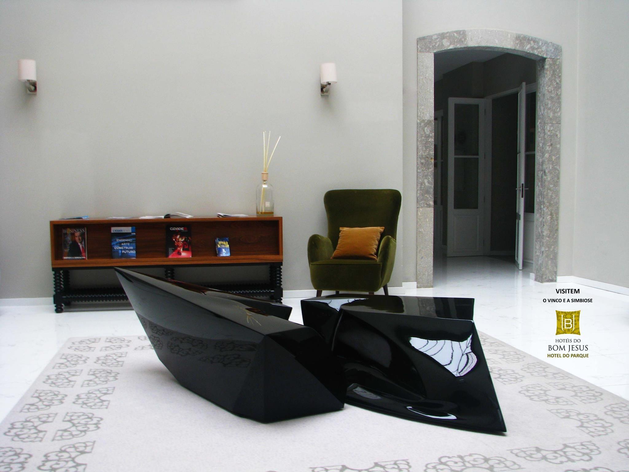 Vinco e a Simbiose at the Hotel do Bom Jesus - Braga - Portugal