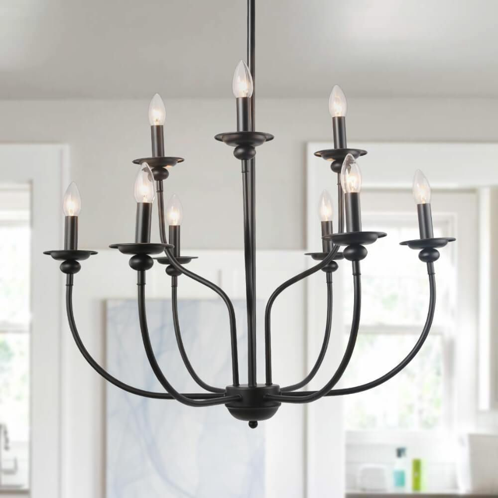 Up To 50 Off Transitional Chandeliers Bring Classic And Chic