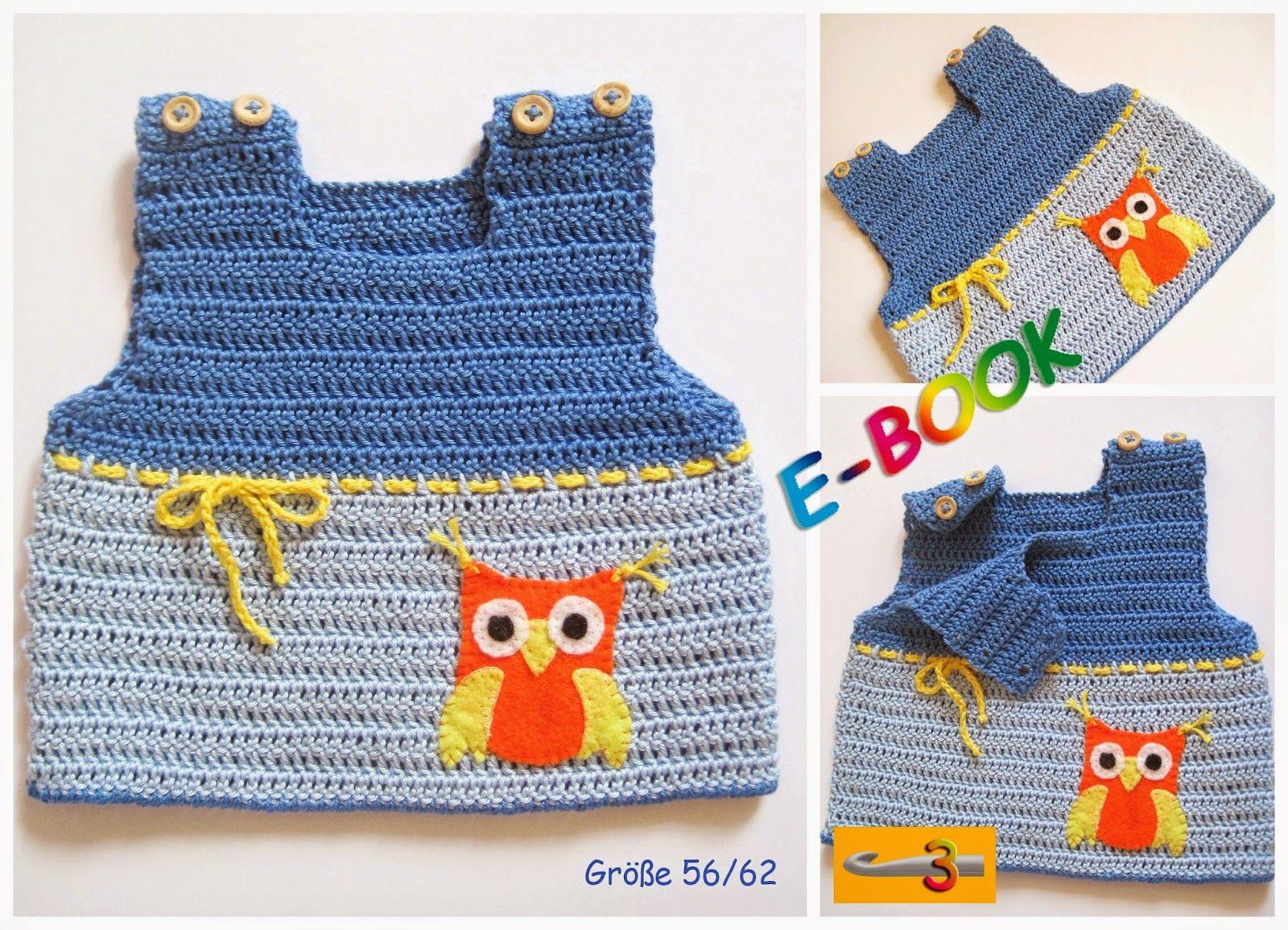 Häkeln Babykleidung Baby Pullunder Hängerchen Kleidung