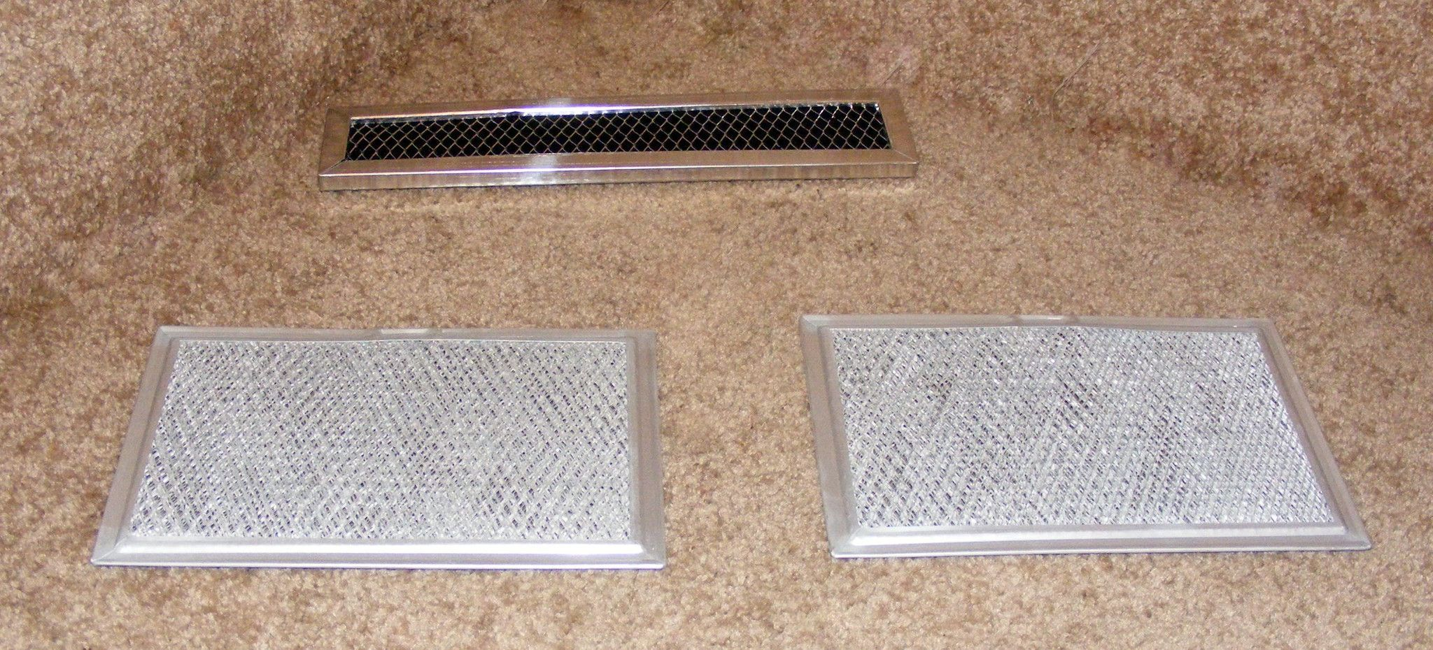Frigidaire Microwave Filter Set