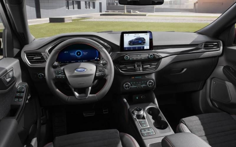 Ford Kuga St Line 2020 In 2020