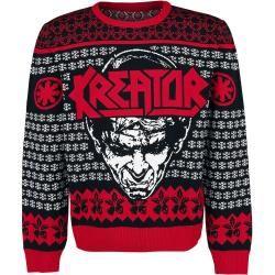 Photo of Kreator Holiday Sweater Weihnachtspullover Kreatorkreator