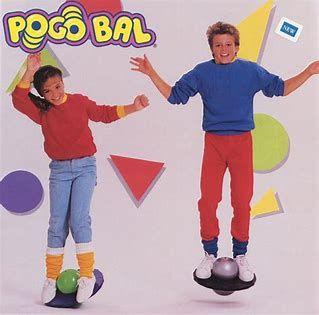 Image result for pogo ball 1980s