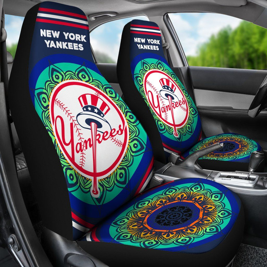 Magical And Vibrant New York Yankees Car Seat Covers New York