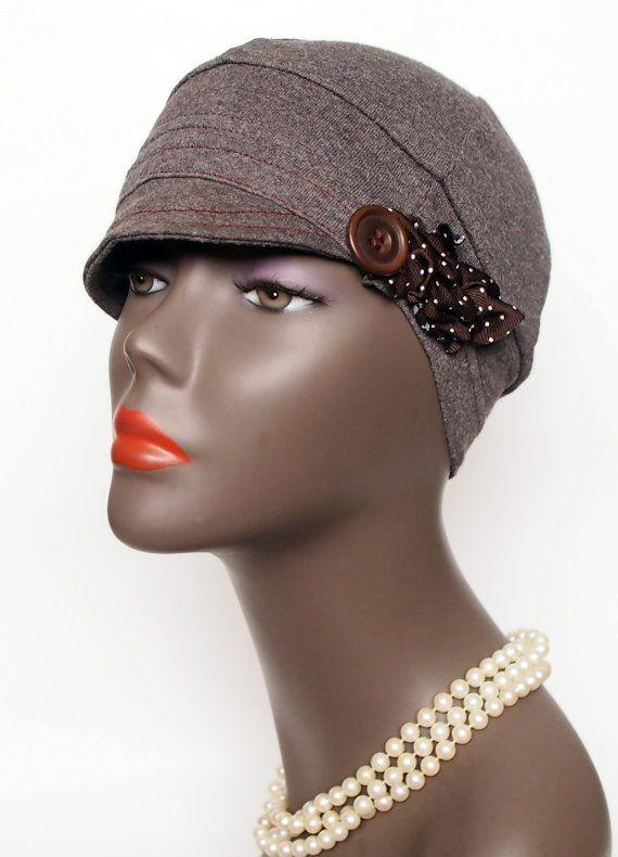 823312deb78 Women Chemo Hats. All Season Handmade Cap. Cancer by Kemohats